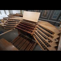 Augsburg, St. Ulrich und Afra, Spieltisch