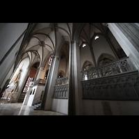 Augsburg, Dom St. Maria (Langhausorgel), Nördlicher Chorumgang