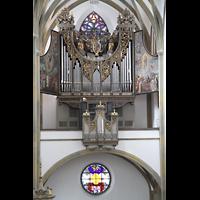 Augsburg, St. Ulrich und Afra, Große Orgel