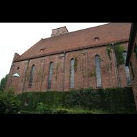 Augsburg - Lechhausen, St. Elisabeth, Seitenansicht