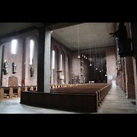 Augsburg - Lechhausen, St. Elisabeth, Innenraum