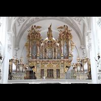 Landsberg, Stadtpfarrkirche Mariä-Himmelfahrt, Orgel