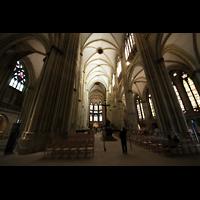Regensburg, Dom St. Peter, Innenraum