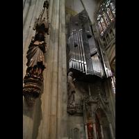 Regensburg, Dom St. Peter, Hauptorgel
