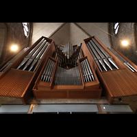 Dortmund, St. Reinoldi, Orgelprospekt perspektivisch