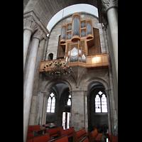 Dortmund, St. Marien, Schwalbennest-Orgel