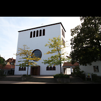 Detmold, Heiig-Kreuz-Kirche, Kirchturm