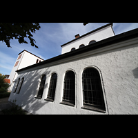 Detmold, Heiig-Kreuz-Kirche, Seitenansicht