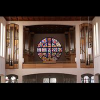 Detmold, Heiig-Kreuz-Kirche, Große Orgel