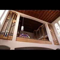 Detmold, Heiig-Kreuz-Kirche, Orgelempore