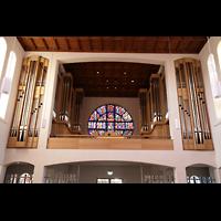 Detmold, Heiig-Kreuz-Kirche, Orgel Gesamtansicht