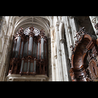 Paris, Saint-Eustache, Orgel