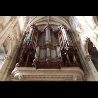 Paris, Saint-Eustache, Orgelempore