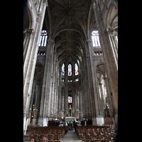 Paris, Saint-Eustache, Chorraum