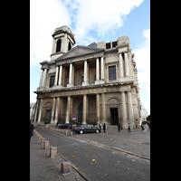 Paris, Saint-Eustache, Fassade