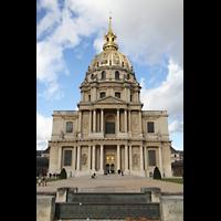 Paris, Saint-Louis des Invalides (Cathédrale aus Armes), Fassade