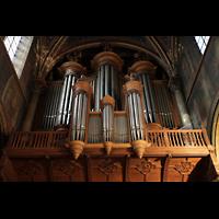 Paris, Saint-Germain des Prés, Orgelempore