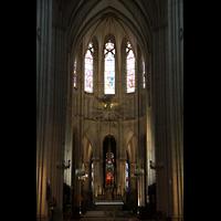 Paris, Sainte-Clotilde, Chor