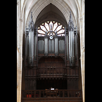 Paris, Sainte-Clotilde, Orgel