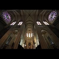Paris, Sainte-Clotilde, Chorraum und Querhaus