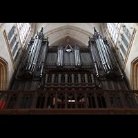 Paris, Sainte-Clotilde, Orgelempore