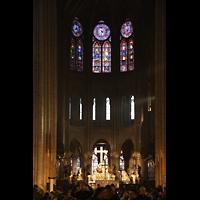 Paris, Cathédrale Notre-Dame (Hauptorgel), Chor