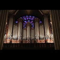 Paris, Cathédrale Notre-Dame (Hauptorgel), Orgelprospekt