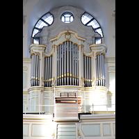 Hamburg, St. Michaelis, ''Michel'' (Krypta-Orgel), Konzertorgel
