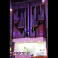 Liverpool, Metropolitan Cathedral of Christ the King, Orgel