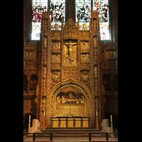 Liverpool, Anglican Cathedral (Hauptorgelanlage), Altar