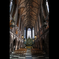 Liverpool, Anglican Cathedral (Hauptorgelanlage), Innenraum der Lady Chapel