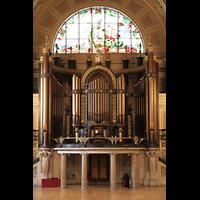 Liverpool, St. George's Hall, Orgel