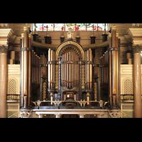 Liverpool, St. George's Hall, Orgelprospekt