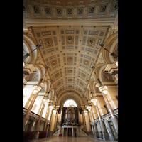 Liverpool, St. George's Hall, Decke im großen Saal