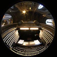 Liverpool, Anglican Cathedral (Hauptorgelanlage), Oberer Spieltisch