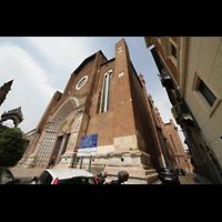 Verona, Basilica di S. Anastasia, Außenansicht von vorne