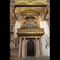 Verona, Basilica di S. Anastasia, Orgel