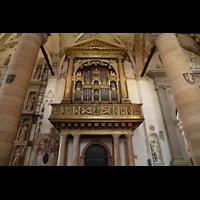 Verona, Basilica di S. Anastasia, Orgelempore