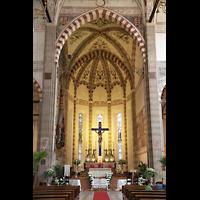 Verona, Basilica di S. Anastasia, Chorraum