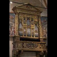 Verona, Cattedrale S. Maria Assunta (Chororgel), Evangelienorgel