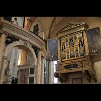Verona, Cattedrale S. Maria Assunta (Chororgel), Epistelorgel