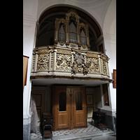 Sorrento, Cattedrale, Seitenorgel
