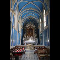 Sorrento, Cattedrale, Seitenkapelle rechts neben dem Chor