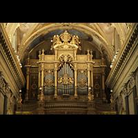 Pompei, Santuario della Madonna, Orgelprospekt