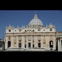 Roma (Rom), Basilica S. Pietro (Petersdom), Petersdom