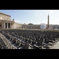 Roma (Rom), Basilica S. Pietro (Petersdom), Petersplatz
