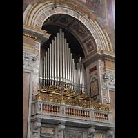 Roma (Rom), Basilica San Giovanni in Laterano (Linke Chororgel), Linke Chororgel (Evangelienseite)