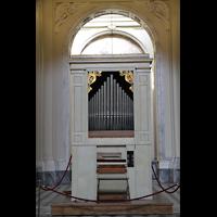 Roma (Rom), Basilica San Giovanni in Laterano (Linke Chororgel), Fahrbare Orgel