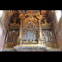 Roma (Rom), Basilica San Giovanni in Laterano (Linke Chororgel), Blasi-Orgel