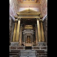 Roma (Rom), Basilica San Giovanni in Laterano (Linke Chororgel), Seitenaltar